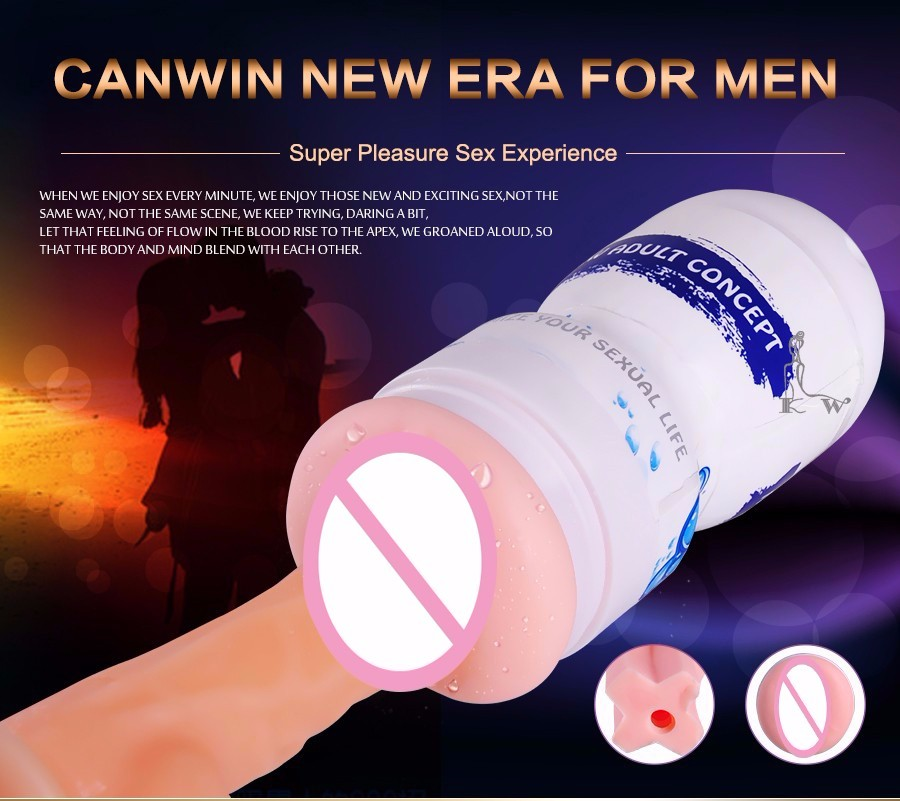Masturbator Artificial Vagina Pocket Pussy Masturbator for Man Male Masturbator Pussy Adult Sex Toys for Men Sex Product 49% [ 13