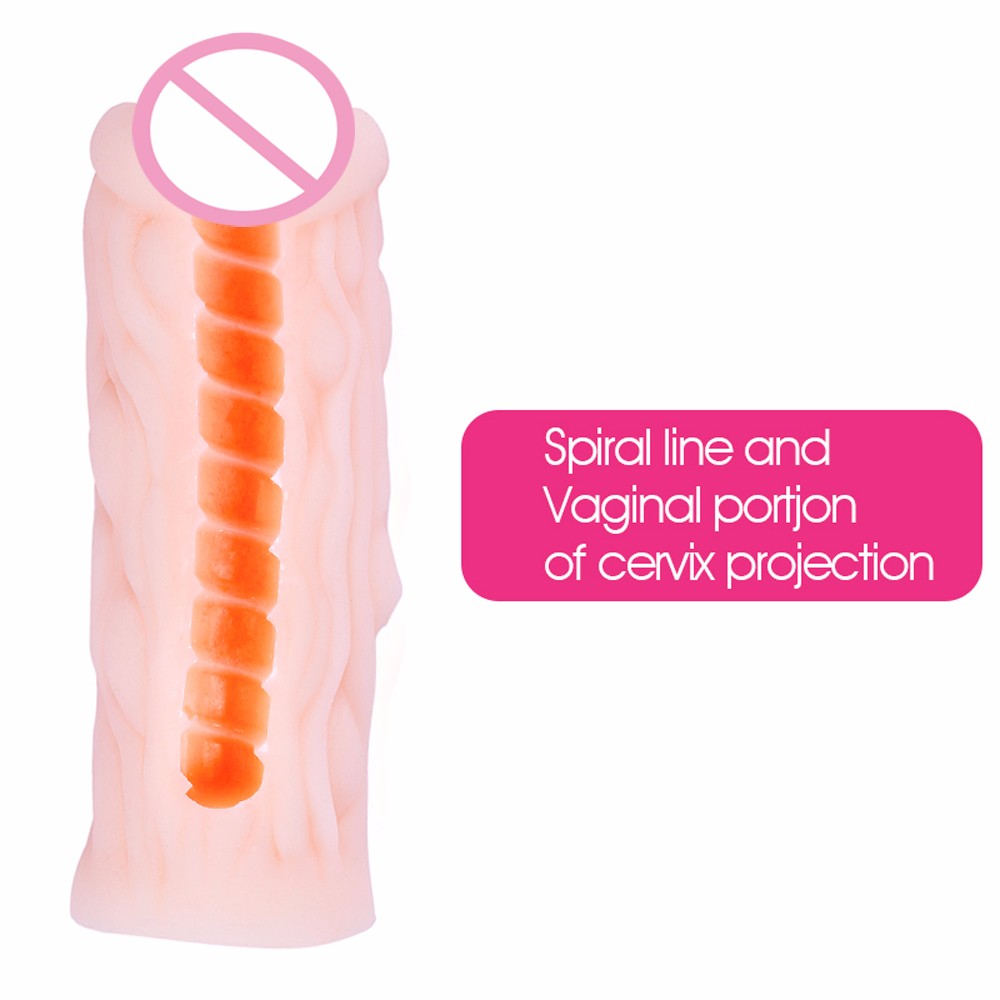 Real Feel Artificial Vagina Skin, Real Pocket Pussy, Male Masturbation Cup, Sex Products Adult Sex Toys for Men for masturbator 5