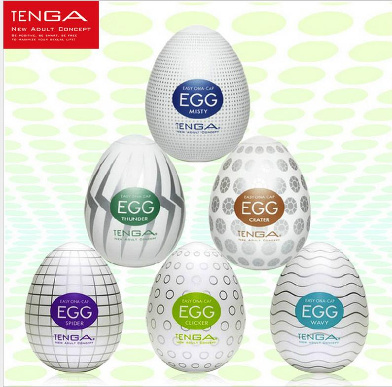 Original TENGA Egg Male Masturbator For Man Sex Pocket Realistic Vagina Japan Silicone Egg With Lubricant Sex Toys For Men 2